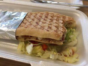 Dagens lunch Ciabatta