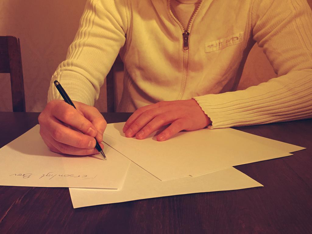 Tips när du ska skriva personligt brev